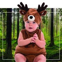Disfraces de Ciervo para Bebé