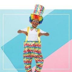 Disfraces de Malabarista para Niño