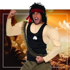 Disfraces de Rambo