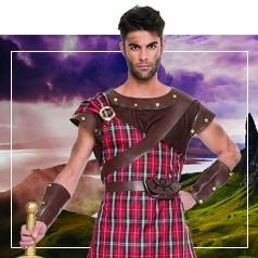 Disfraces de Highlander