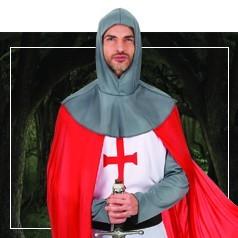 Disfraces de Cruzado