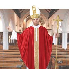 Disfraces Religiosos
