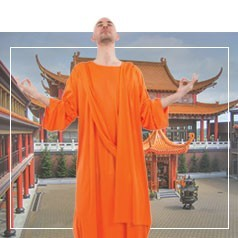 Disfraces de Budista