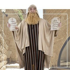Disfraces de Profeta