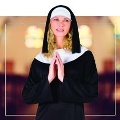 Disfraces Religiosos para Mujer