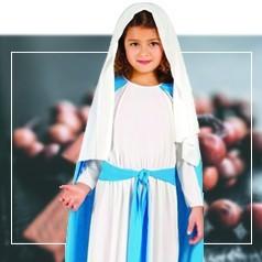 Disfraces Religiosos para Niña