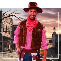 Disfraces del Oeste para Adulto