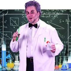 Disfraces de Científico