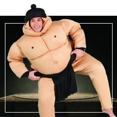Disfraces de Sumo