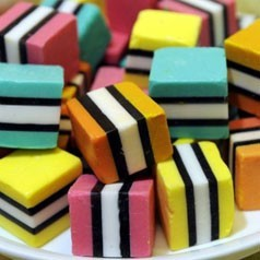Caramelos de Goma