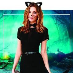 Disfraces de Gato Halloween