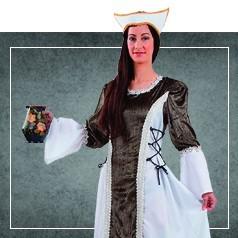 Disfraces de Isabel la Catolica