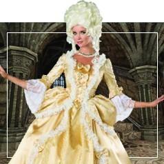 Disfraces de Maria Antonieta