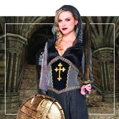 Disfraces de Juana de Arco