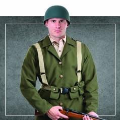 Disfraces Segunda Guerra Mundial