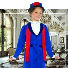 Disfraces Victorianos Infantiles