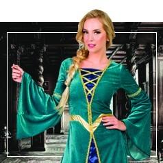 Disfraces de Princesa Medieval