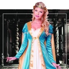 Disfraces de Reina para Mujer