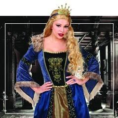 Disfraces de Reina Medieval