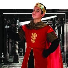 Disfraces de Rey para Niño