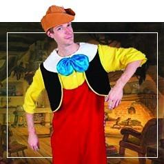 Disfraces de Pinocho
