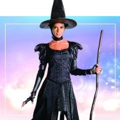 Disfraces Bruja Mago de Oz