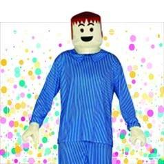 Disfraces de Playmobil