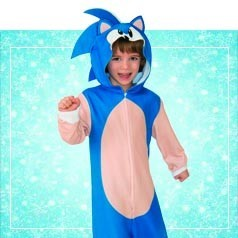 Disfraces Sonic