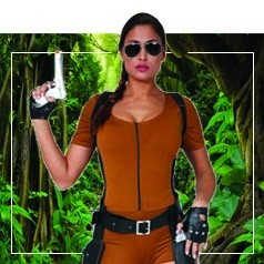 Disfraces de Lara Croft
