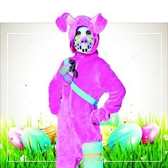 Disfraces de Rabbit Raider