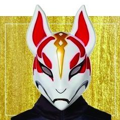 Mascara de Fortnite
