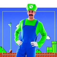 Disfraces de Luigi