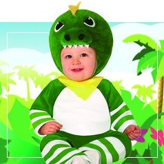 Disfraces Dinosaurio Bebe