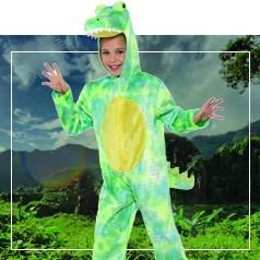 Disfraces de Dinosaurio Infantiles