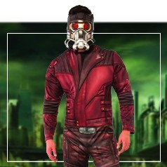 Disfraces Star Lord