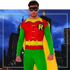 Disfraces de Robin