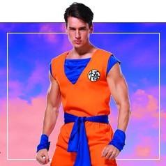 Disfraz de Goku para Hombre