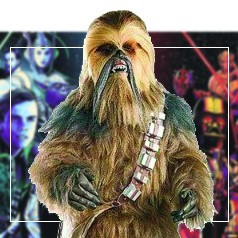 Disfraces Chewbacca