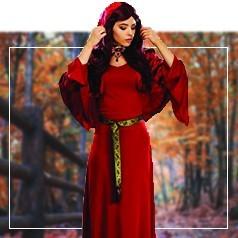 Disfraces de Melisandre