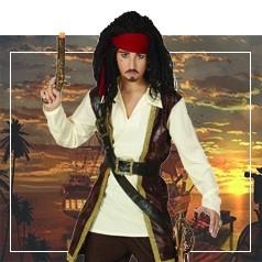 Disfraces de Pirata del Caribe Infantiles