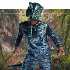 Disfraces de Jurassic World