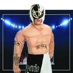 Disfraces de WWE