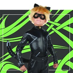 Disfraces de Cat Noir