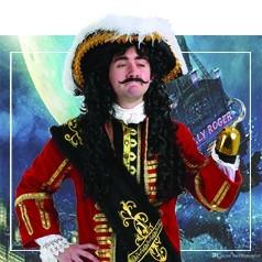 Disfraces de Capitan Garfio