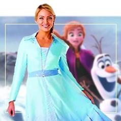 Disfraces de Elsa Frozen para Mujer
