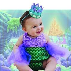 Disfraces de Sirenita para Bebé