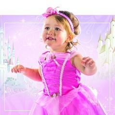 Disfraces de Aurora para Bebé