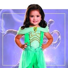 Disfraces de Jasmine para Niña