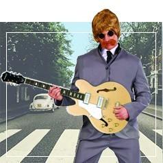 Disfraces de Beatles