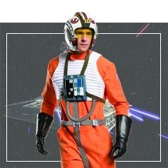 Disfraces de Piloto X Wing